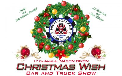 17th Annual Mason Dixon Christmas Wish Car & Truck Show