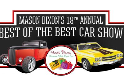 18th Annual Mason Dixon Christmas Wish Car & Truck Show