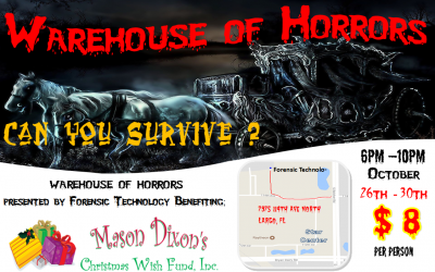 Warehouse Of Horrors